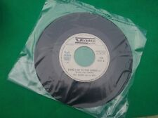 "7"" disco 45 giri  BILLY BILLINGS AND HIS BOYS - BLAME IT ON THE PONY EXPRESS CLA"