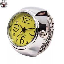 6a77ec468c86 Reloj anillo amarillo + regalo pendientes
