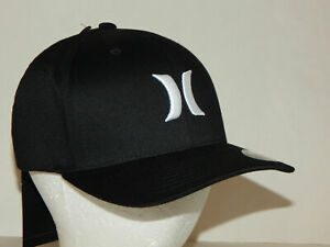 Hurley Solid Icon One & Only Flexfit  Cap / Hat  OAO Size S/M or L/XL