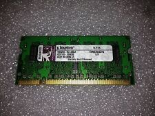 Memoria Sodimm Kingston KVR667D2S5/1G 1GB PC2-5300 667MHz CL5 200-Pin