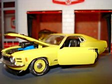1970 FORD MUSTANG 428 SUPER COBRA JET LIMITED EDITION 1/64 M2 1970'S MUSCLE