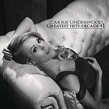 CD de musique country pop rock Carrie Underwood