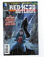 Red Hood & the Outlaws # 25 Regular Cover Nm Dc New 52 N52