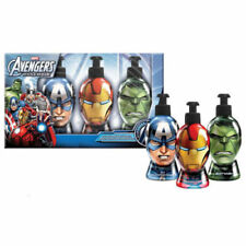 MARVEL Avengers 3 CANZONI Rock Set da regalo, - Hulk, Iron Man & CAPITAN AMERICA
