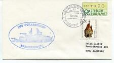 1984 PFS Polarstern Bremehaven Polarexpeditionen Deutsche Polar Antarctic Cover