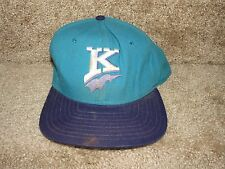 Charlotte Knights Game Used Hat - 17