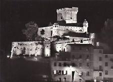 Golfo di La Spezia  -  S. TERENZO  -  Il Castello di notte