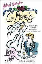 Le Mariage, Diane Johnson, Good Book
