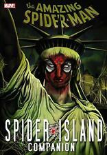 Amazing Spider-Man: Spider-Island Companion Softcover Graphic Novel