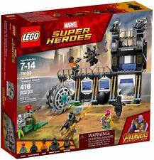Lego 76103- L'attaque de Corvus glaive - 2018