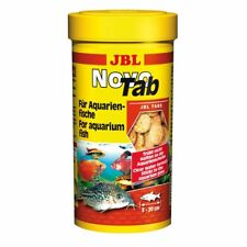 JBL Novo 1 L, Hauptfutter-Tabletten for All Aquarium Fish