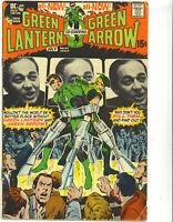 GREEN LANTERN #84 VG+ 1971 Cents Neal Adams DC Comics Bronze Age US comics