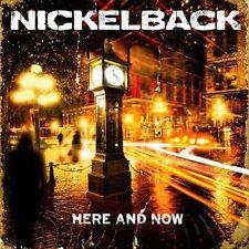 Nickelback: Here & Now  Audio CD