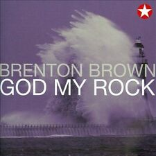 God My Rock by Brenton Brown (CD, Integrity Music) New ,SEALED, FREE SHIPPING