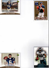 2006 UPPER DECK LEGENDS FB #153 JOE KLOPFENSTEIN RC SP MACH #106/750 RAMS