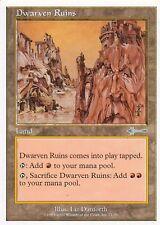 Dwarven ruina   ex   down   Magic mtg
