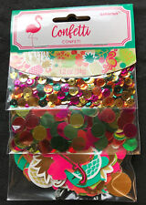 Hawaiian Aloha Party Table Confetti Sprinkles Party Decoration Triple Design Pac