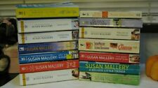 Susan Mallery Lot of 14                      M-144