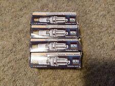 4 x BERU Spark Plugs Z16 14FR-7DUX