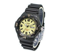 -Casio MRW200H-5B Analog Watch Brand New & 100% Authentic