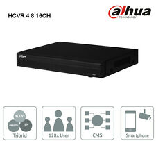 DVR DAHUA 8 CANALI TRIBRIDO - CVBS HD-CVI IP 8Ch 1HDD 12V IO Audio RS485