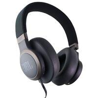 DEMO MODEL JBL Live 650BTNC Wireless Over-Ear Headphones - Black / (USB Powered)