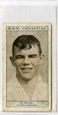 (Gs543-JB) Phillips BDV, Whos Who in Aust Sport, Ryan / Metcalfe 1933 G+