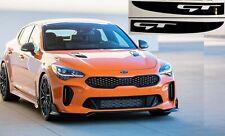 2x KIA GT Sport Logo Sticker Aufkleber 80mmSportage Tuning Ceed Rio rot 150mm