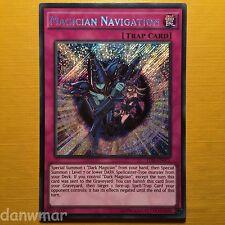 Magician Navigazione Dark Girl YuGiOh MP17 Mega Lattine 2017 Come nuovo carta