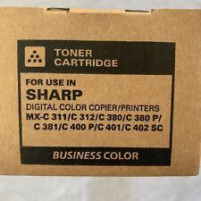 Katun Toner Cartridge Compatible With Sharp MX-C40NTB BLACK