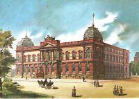 AK Ansichtskarte Postamt Weimar / Kunstbild