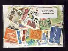 Portugal 200 timbres différents