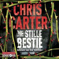 UVE TESCHNER - CHRIS CARTER: DIE STILLE BESTIE 6 CD NEW