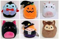 "Pick Any 2 Kellytoy Squishmallows 2020 Halloween Collection 5"" Mini Plush Doll"