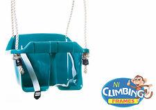 Lime Green Children's Kids Bucket Toddler Baby Swing Seat Adjustable RSP