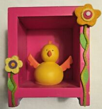 """Easter Chick / Peep In Multi-Color Box - 5"""" x 4"""" x 3"""" - from Target"""