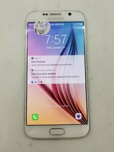 Samsung Galaxy S6 G920V 32GB Verizon Check IMEI Good Condition HS-046