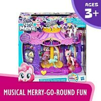 My Little Pony Movie Friendship Festival Mare-Y-Go-Round Music and Motion!! New!