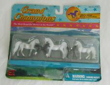 Empire Grand Champions Micro Mini Horse Collection - Lipizzaner