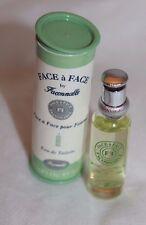 Faconnable Face a Face Pour Femme EDT MINI Splash For Women 5ml NEW IN BOX