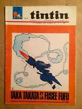 LE JOURNAL DE TINTIN - 896 : 23 décembre 1965