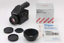 [Mint]Mamiya 645E 45mm SLR Film Camera + Sekor C 80mm f2.8 N From Japan #1382080
