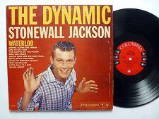 Dynamic STONEWALL JACKSON Waterloo LP Rockabilly  cc #463
