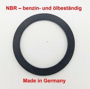 FLACHDICHTUNG Gummi-Dichtung NBR 3/8'' 1/2'' 3/4'' 1'' 1 1/4'' 1'' 1/2'' 2''