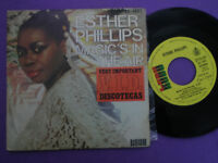 ESTHER PHILIPS Magic's In The Air SPAIN 45 KUDU 1977