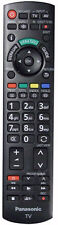 Panasonic n2qayb000239 / N2QAYB000487 ORIGINALE VIERA televisione remote control