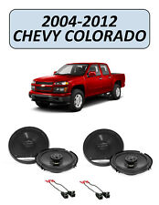 Fits Chevy Colorado 2004-2012 Factory Speaker Upgrade Combo Kit, PIONEER