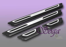 FOR 2009 2010 2011 2012 HONDA FIT JAZZ SCUFF PLATE DOOR SILL SILLS US SELLER NEW