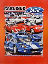 Carlisle Swap All Ford Meet Performance Poster GT40 GT500 Shelby Mustang GT 350