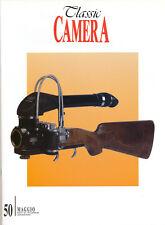 Classic Camera  N.50 Maggio 2004 rivista in italiano collezionismo fotografico